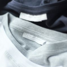 Excited that grey marl will be part of our SS15 collection soon!