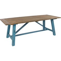 Mersey Teak Dining Table  at Joss and Main