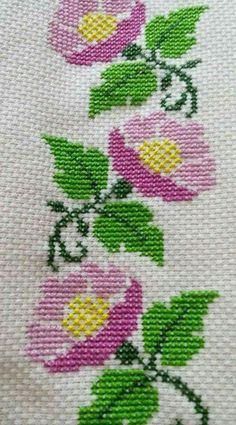 The most beautiful cross-stitch pattern - Knitting, Crochet Love Cross Stitch Letters, Cross Stitch Borders, Cross Stitch Rose, Cross Stitch Samplers, Cross Stitch Flowers, Modern Cross Stitch, Cross Stitch Embroidery, Funny Embroidery, Funny Cross Stitch Patterns