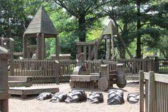 SKIP Playground in Stow Ohio