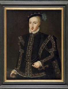 A previously unknown portrait of Henry VIII's only son, Edward VI, revealed by tree ring-dating to have been created shortly after the king's death at the age of 15, has been discovered in the art collection of London's Guy's and St Thomas' Charity.  Tests on the delicate portrait of Edward, who was crowned at the age of nine in 1547, show it could have been made not long after the 1553 Reformation, when the boy monarch re-established St Thomas' Hospital.