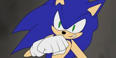 Shadow vs Dark Sonic by Myly14