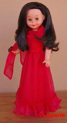 Las Muñecas de Salyperla: Nancy