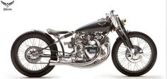 One of a Kind Motorcycles, 100% Designed, Engineered and Hand Made In House, Around Rare Iconic British Bikes http://www.falconmotorcycles.com/