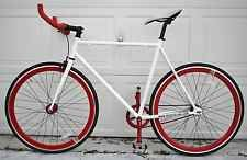 Toto Tomcat Uno Fixie 59 cm urban bike fixed gear,700C, Cro-Mo alloy