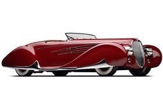 1939 Delahaye 165 - Glory days of automotive design: From Bugatti to Voisin, when vehicles didn't look like the Nissan Cube - NY Daily News