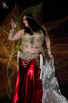 bbw dancer Exotic