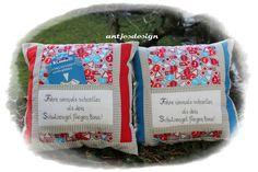 Kissenbezüge - Geschenk zum neuen  Auto - Führerschein - Kissen  - ein Designerstück von antjesdesign bei DaWanda