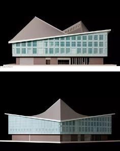 DESIGN MUSEUM, London UK (2016) | John Pawson, OMA, Allies and Morrison, Arup