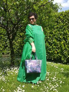 """'S Max Mara """"Gesto"""" green Dress"""