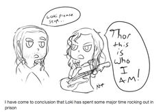 """Tumblr Reacts To A New """"Thor"""" Trailer"""