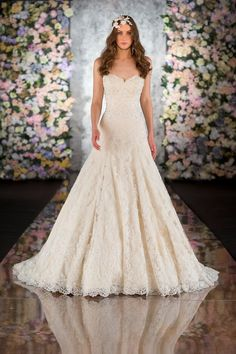 c4b3603c7f822 Martina Liana — Style 476 | Wedding Planning Articles | Pinterest ...