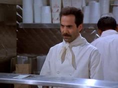 Seinfeld - No soup for you
