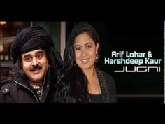 Jugni - Arif Lohar & Harshdeep Kaur - YouTube