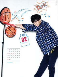 Hongbin Season's Greetings 2016
