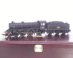 RARE Ltd Ed PRESENTATION BOX #BACHMANN 31-710A - BR BLACK B1 LOCOMOTIVE  GNU