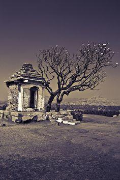 Hanuman Temple, Hampi, Karnataka