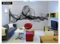 Modern Wallpaper Art - MU1230B / 1 ㎡