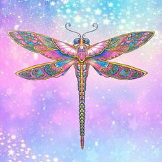 # A forest devouring forest # Enchanted Forest # Johan … - Top 99 Pencil Drawings Dragonfly Jewelry, Dragonfly Art, Dragonfly Tattoo, Enchanted Forest Book, Enchanted Forest Coloring Book, Colouring Pages, Adult Coloring Pages, Johanna Basford Secret Garden, Johanna Basford Coloring Book