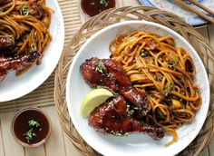 Ketchup, Easy Meals, Easy Recipes, Spaghetti, Food And Drink, Baking, Dinner, Ethnic Recipes, Om