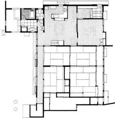 Room Rehearses The Frame House Traditional Japanese House Floor Plans 42 Japanese Home Plans Small Japanese House, Japanese Style House, Traditional Japanese House, Japanese Interior Design, Japanese Design, Japanese Homes, Design Japonais, Style Japonais, Small House Plans