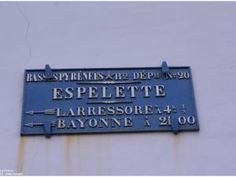 Espelette - Cambo les bains - Ibardine - Ilbarritz • Hellocoton.fr