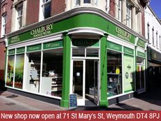Chalbury Food & WineDirections Deli Address: 71 Saint Mary Street, Weymouth, Dorset DT4 8PY Phone:01305 457244 Hours: Open today · 9:00 am – 5:00 am  http://www.chalburyfoodandwine.co.uk/