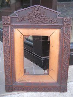 c1880 Aesthetic frame, Cincinnati Art Mvt,  http://www.ebay.com/usr/circa19century