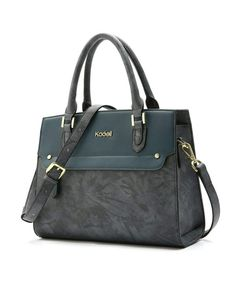 Women's Bags, Top-Handle Bags, Women's Vintage Leather Handbags Tote Satchel Shoulder Bag Top Handle Purse - Peacock Blue - Source by magicinbag Bags Fall Handbags, Tote Handbags, Purses And Handbags, Cheap Handbags, Luxury Handbags, Leather Purses, Leather Handbags, Leather Satchel, Bags Online Shopping