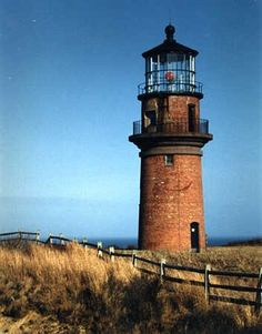 Awesome Gay Head Lighthouse is a historic lighthouse located in Aquinnah on Martha's Vinyard MA first constructed in 1799 built in 1856