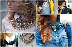 Abotoe a camisa até o pescoço e use um colar de peso para destacar a gola. | 42 segredos de estilo que fazem toda a diferença no look