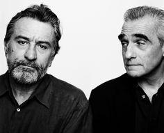 Martin Scorsese & Robert Deniro