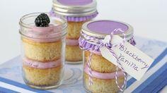 Cupcakes em potinhos