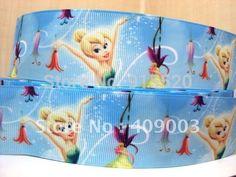 10Y1517 kerry ribbon free shipping 1.5 '' princess printed ribbon Grosgrain ribbon whole sale and OEM