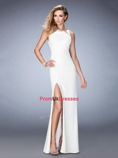 Shop prom dresses and long gowns for prom at Simply Dresses. Floor-length evening dresses, prom gowns, short prom dresses, and long formal dresses for prom. Short Semi Formal Dresses, Open Back Prom Dresses, Prom Dresses 2016, Long Dresses, Party Dresses, Prom Gowns, Dress Prom, Occasion Dresses, Gown With Slit