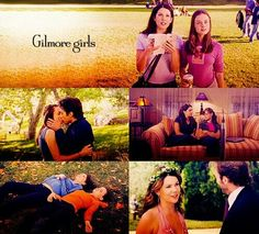 Gilmore Girls oh how I love this show