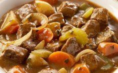 ESTOFADO DE CARNE Y PAPAS #carne #estofados #recetas