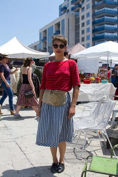 Street Style: Summer in the City | StyleCaster