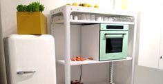 small kitchen CONCEPT KITCHEN / Nauber