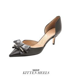 Salvatore Ferragamo Rietta D'Orsay Pumps Kitten Heel Shoes, Shoes Heels, Salvatore Ferragamo, Fall Pants, Type Of Pants, Pretty Shoes, Who What Wear, Low Heels, Designer Shoes