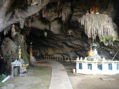 Sa-Dan Cave, Hpa-An Area, Karen State, Myanmar