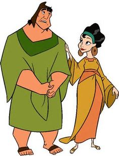 *PACHA * CJOCA ~ The Emperor's New Groove, 2000 - Yahoo! Image Search Results