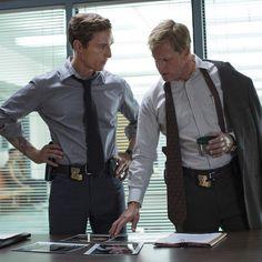 """""""True Detective"""", une série thriller à grands acteurs"""