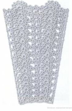 Узоры крючком - 1 1 узор