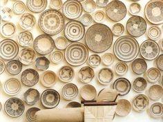 Baskets.   Zambia, Africa