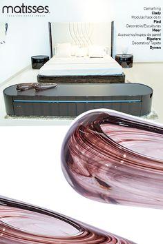 Experiencia Matisses: Las camas con cabecero tapizado son tendencia esta temporada, pues se convierten en un mueble que da elegancia a la habitación del hogar.