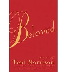 There's a reason this book won the 1988 Pulitzer and was named the best novel of the last 25 years in a 2006 New York Times survey: It's a moving, masterful story about the persistent trauma of slavery in America, told only as Toni Morrison can, every paragraph a poem.