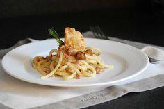Pici al ragù di quaglia, salsiccia e castagne