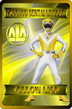 Yellow Lion by rangeranime.deviantart.com on @DeviantArt