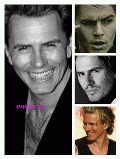 JT His smile tho! And his face! I can't even rn Most Beautiful Man, Beautiful Smile, Gorgeous Men, Nigel John Taylor, Roger Taylor, Nick Rhodes, Simon Le Bon, Birmingham, Kat Williams
